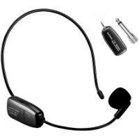 Micrófono diadema fitness. Micrófono diadema. También conocido como micrófonos de banda. Utilizado para grabar con las manos libres. Micrófono diadema barato.