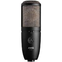 AKG micrófono (El mejor micrófono de estudio)