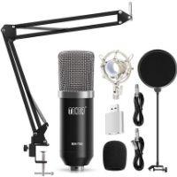 Micrófono de estudio profesional de la marca tonor