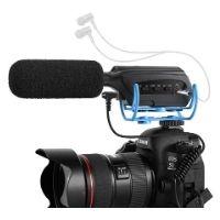 microfono de camara utilizado para grabar videos con sonido