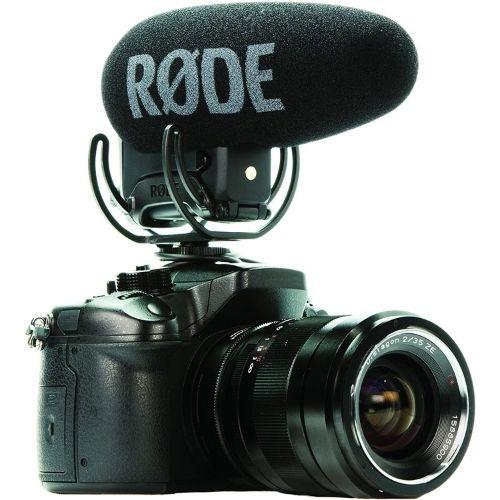 Micrófonos para cámaras Reflex. Excelente calidad. Accesorio para grabar vídeo. Color negro.