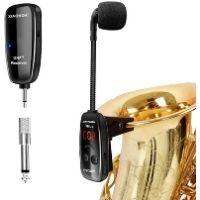 Micrófono para saxofon