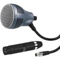 Micrófono para armónica