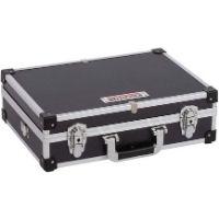 Maleta para micrófonos. Pequeño tamaño. Fácil de transportar. Excelente relación calidad-precio.